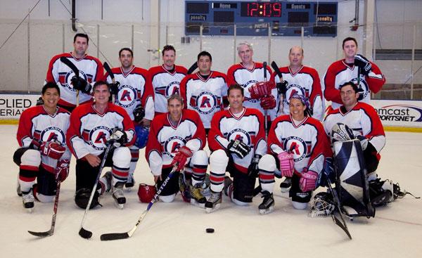 West Palm Beach Hawks Hockey